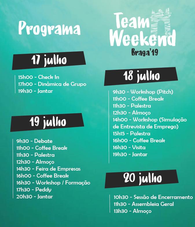 Programa TW 19